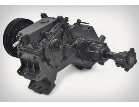 Ремонт коробки передач мотоблока Zubr ( 10 к.с )