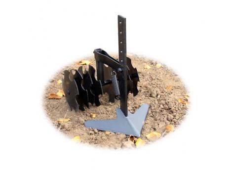 Плоскоріз-розпушувач КУ-5. Боремося з ґрунтовою кіркою