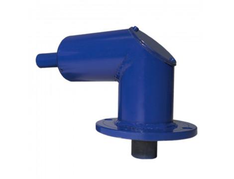 Конічний редуктор для мотоблока (ПМ3)
