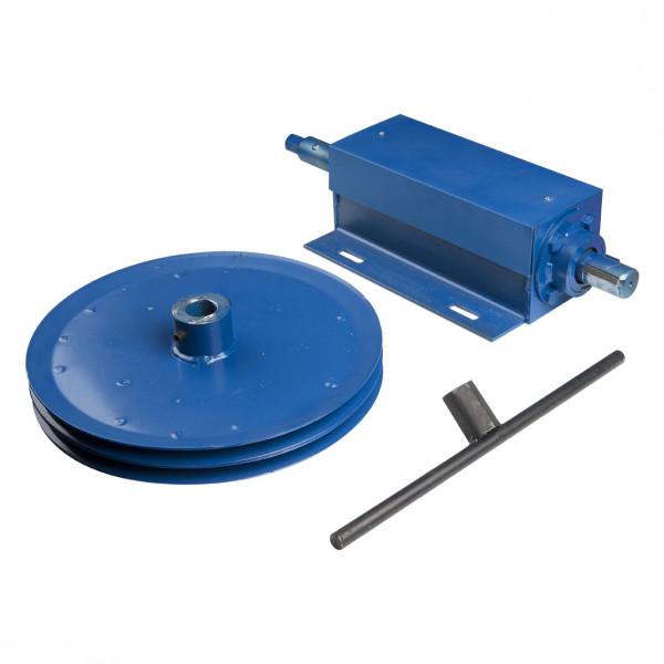 Основа гвинтового дровокола для електродвигуна
