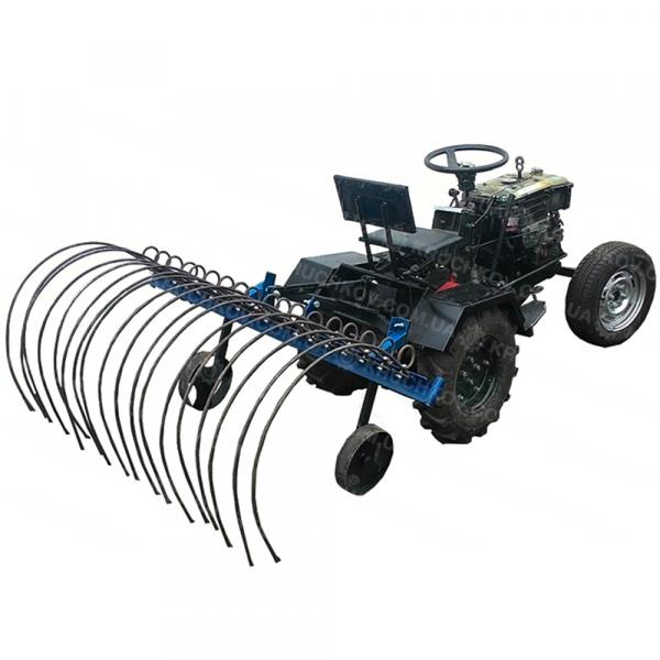 Грабли для мототрактора (ГР2)