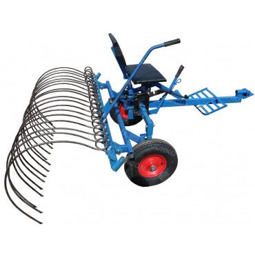 Граблі механічні до мотоблока (ГР1)
