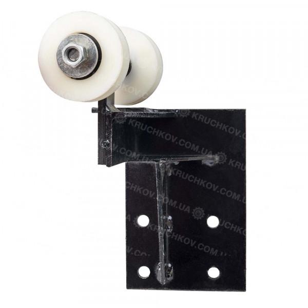 Поворотный узел вибрационной картофелекопалки Zirka-105 (2 шкива + крепление) (ККд10)