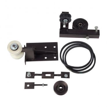 Комплект подключения вибрационной картофелекопалки Zirka-105 (без прицепного) (ККд3)