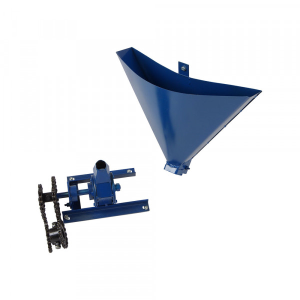Бункер для внесения удобрений (сажалка цепная) (КСд6)