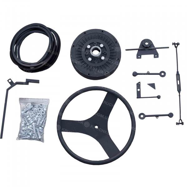Комплект для переоборудования мотоблока в мототрактор №5 (мех. тормоз. система) (КТ26, КТ27)