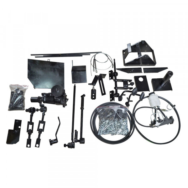 Комплект для переоборудования мотоблока в мототрактор Козак Полтавский (базовая комплектация) (КТ30)