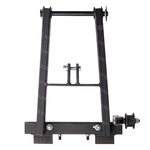 Рамка мульчера (переднее подключение) для мототрактора (КУд2)