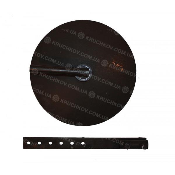 Підгортач дисковий d=390 (до мотоблоків) (ПД7)