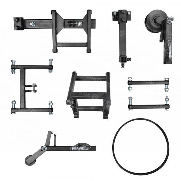 Причіпне косарки для мототрактора №2 (проміжний шків, ремінь В1150) (ПМд11)