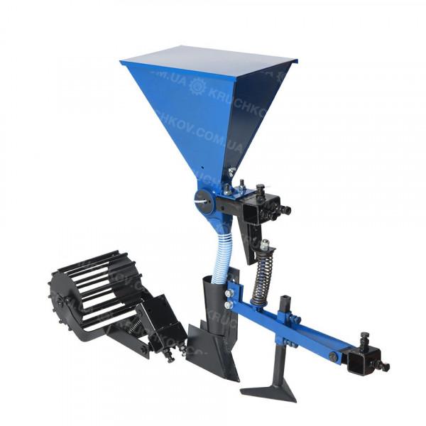 Высевной механизм (тракторный, 2 барабана) (СІд3)