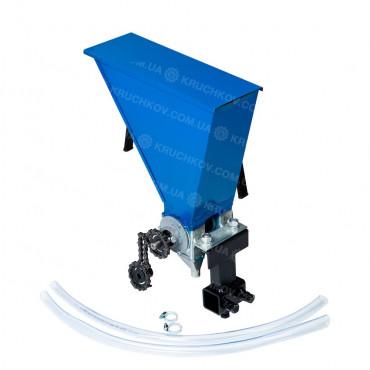 Бункер для внесения удобрений (сеялка для минитрактора) (СІд9)
