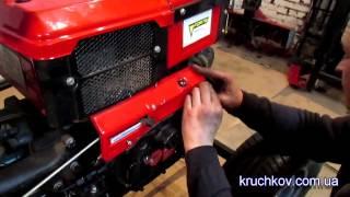 Переоборудование мотоблока в мототрактор (часть 2)